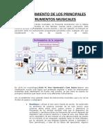 RECONOCIMIENTO DE INSTRUMENTOS MUSICALES
