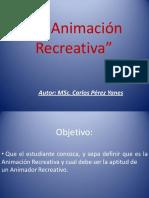 La Animación Recreativa I