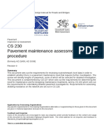 CS 230 Pavement maintenance assessment procedure-web