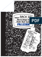 Frazier Rack 101 Manual