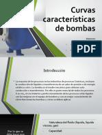 Curvas características de bombas