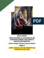 REFLEXION MISA DIARIA MARCOS  V Donoso