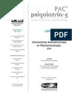 PAC INTERACCIONES MEDICAMENTOSAS