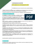 DD124 Contabilidad de gestión resumen