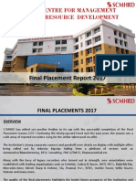 SCMHRD Final Report 2018
