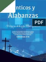 Cantos Iglesia de Cristo