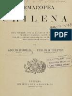 Farmacopea Chilena