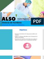 5 DISTOCIA DE HOMBROS ALSO 2019