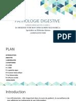 pathologie digestive