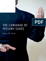 Roger W. Shuy - The Language of Perjury Cases-Oxford University Press (2011).pdf