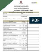 Checklist_MP_Ventilador Pulmonar_PURITAN BENNETT_PB-840
