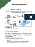 CURSO DE HIDRAULICA URBANA I (Clase 9) Sistema de alcantarillado.docx