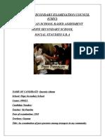social studies sba.docx
