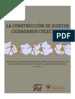 Alianza Cívica - La Construcción de sujetos ciudadanos colectivos.pdf
