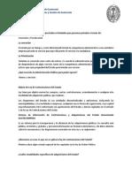 Repaso Examen Final Derecho Administrativo II