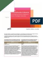 Ley de Reforma de la LOCTI | Boletín de Actualización Tributaria | PwC Venezuela