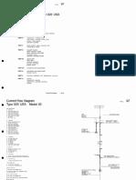 Porsche 928 1982 Current Flow Diagram