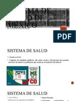SISTEMA DE SALUD DE MEXICO