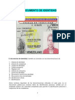 2 DOCUMENTO DE IDENTIDAD