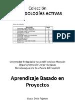 Colección Metodologías Activas