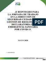 PLAN DE REINTEGRO SEGURIDD CIUDADANA