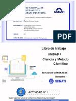 Libro de trabajo_Unidad 04_Ciencia y Método Científico