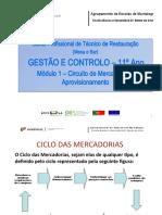 Circuitos das Mercadorias - GC - 10º PTR