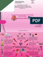 CONCEPCIÓN ACTUAL DE PSICOLOGIÁ SOCIAL- EEUU