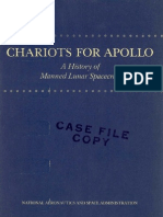 Chariots for Apollo a History of Manned Lunar Spacecraft