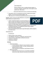 resumen 4 Enfermedad inflamatoria intestinal idiopática