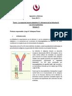Clase 10. Linfocitos B y   anticuerpos. JHVP. 2017