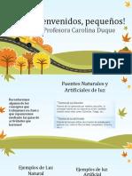 ppt 1 Luz