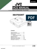 XM-PX50WT