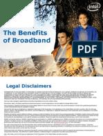 The Benefits of Broadband_JRoman_Intel_3 Aug 2010