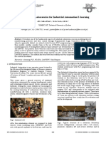 Virtual and Remote Laboratories for Industrial Automation E-learning