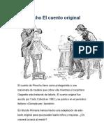 Pinocho El cuento original