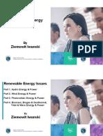 Part 3 Open Renewable Energy Iassues
