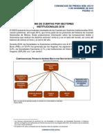 02 Nota INEGI Cuentas Sectores Institucionales 2018