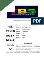 ENSAYO DEL CEREBRO