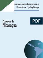 Ponencia de Nicaragua
