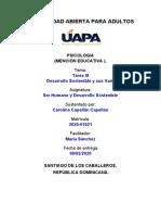 Tarea III (Ser Hurmano y Desarrollo sostenible) (3).docx