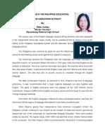 Ofelia Valdez Article 1