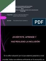 EJE 4- PENSAMIENTO Y COMUNICACIÓN CAMPAÑA PUBLICITARIA