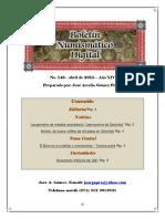 No. 143 abril de 2015 Año XIV. Preparado por_ José Arcelio Gómez Prada. Contenido. Editorial Pág. 2 N oticias (1)