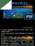 Biologia Introdução (1)