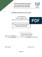Etude Et Mise en Place d'Une l - AZAMI Mohammed Malak_1503