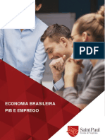 Economia Brasil PIB