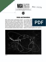 NASA Facts Orbits and Revolutions