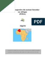 Etude prospective du Secteur forestier en Afrique