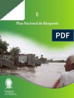 Comisión de búsqueda de personas desaparecidas [CBPD] - 2007 - Plan nacional de búsqueda
